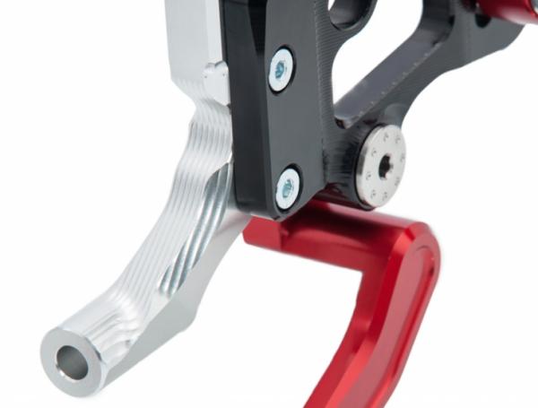 Adjustable rear sets Ducati 1199 Panigale