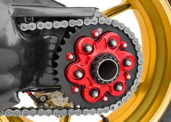 RING GEAR Z38 P520 6 HOLES DUCATI