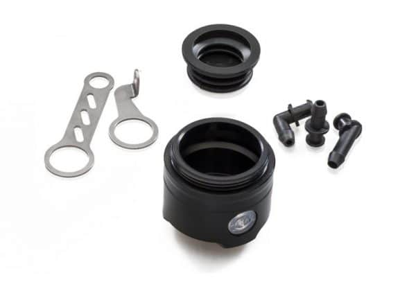 FLUID RESERVOIR FRONT BRAKE 25 ML WITH LEVEL WINDOW - ONLY BODY