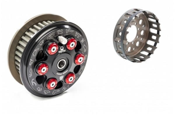 SLIPPER CLUTCH MASTER TECH TEAM PRAMAC LIMITED EDITION - WITH CLUTCH HOUSING