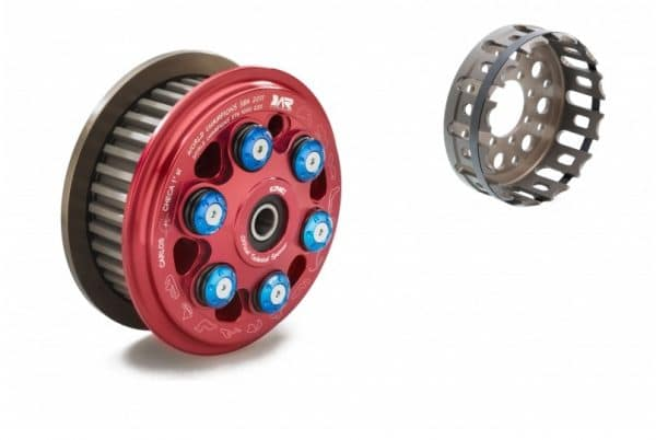 SLIPPER CLUTCH MASTER TECH ALTHEA RACING LIMITED EDITION - WITH CLUTCH HOUSING