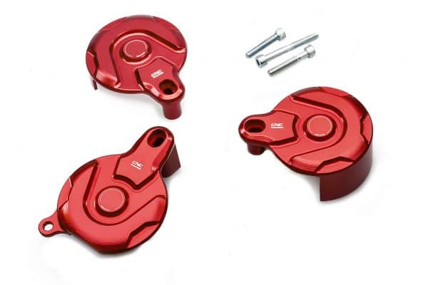 PULLEYS COVER DUCATI