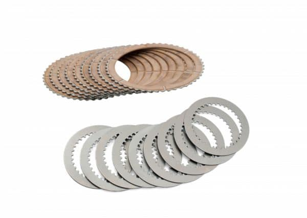 CLUTCH FULL DISKS KIT REPLACEMENT MASTER TECH 48 TEETH SINTERED
