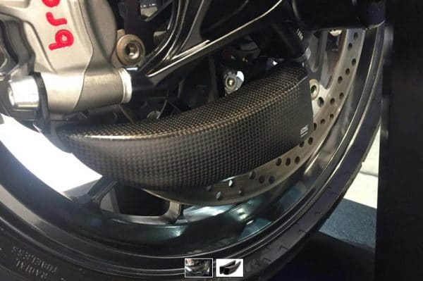 GP DUCTS - FRONT BRAKE COOLING SYSTEM
