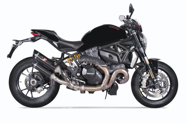 Monster 1200R/S euro4 Carbon