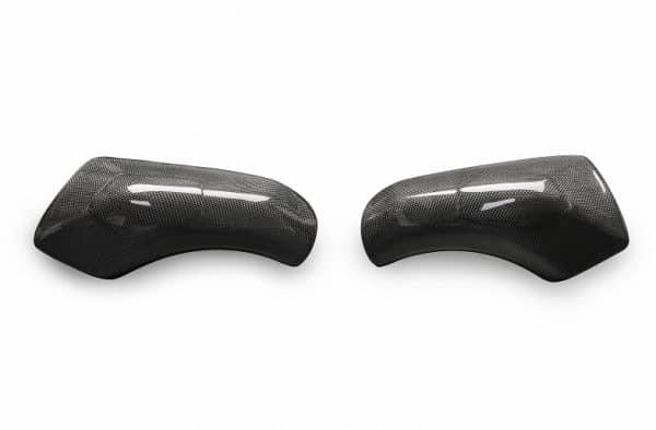 FUEL TANK SLIDER CARBON/KEVLAR