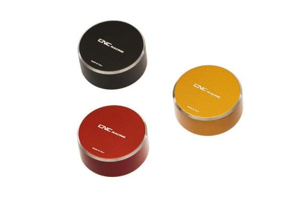 FLUID RESERVOIR CAP BRAKE/CLUTCH M34X4 - BICOLOR