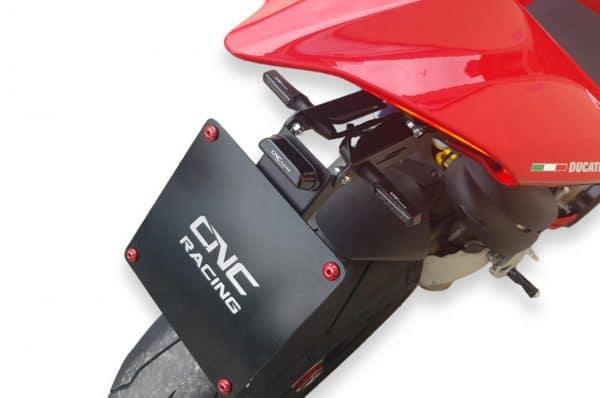 Adjustable license plate Ducati Panigale V4