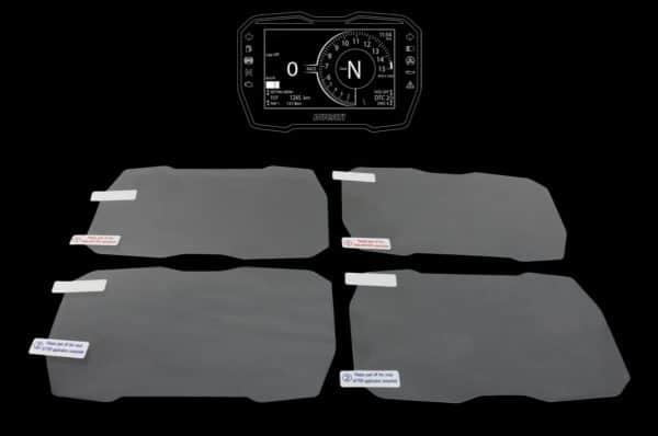 Dashboard Screen Protectors