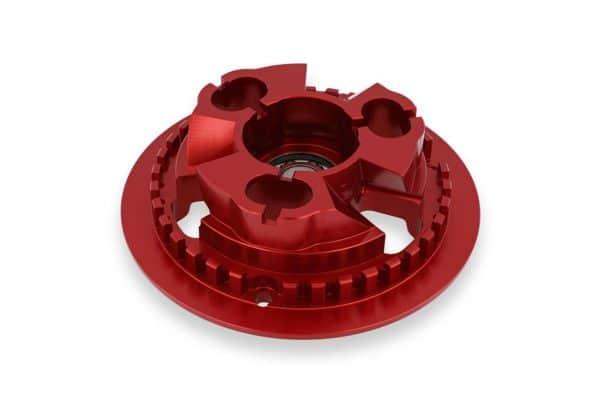 Pressure plate oil bath clutch Ducati Panigale V4