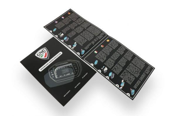 Dashboard Screen Protectors Ducati Monster