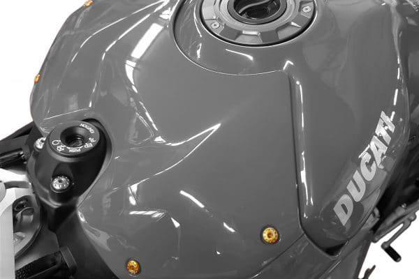 Screw set - Fuel tank cover Ducati Panigale V4