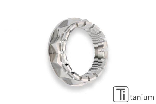 Rear wheel axle nut Ducati Titanium