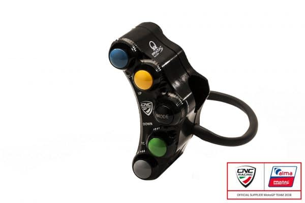 Left handlebar switch - Race use - Pramac Racing limited Edition