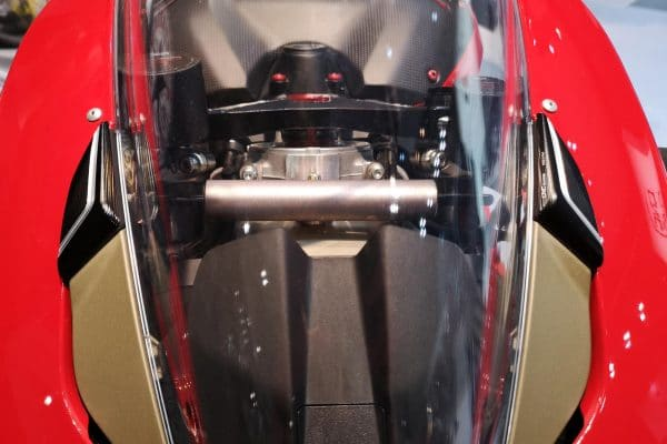 Mirror blank covers Ducati Panigale V4