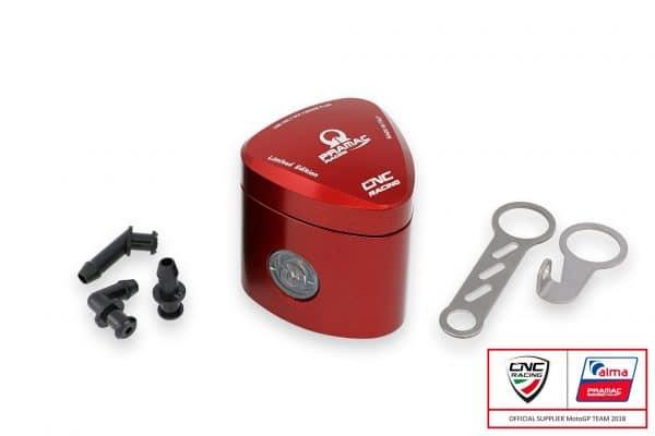 Fluid reservoir rear brake / clutch 12 ml REBEL - Pramac Racing Limited Edition