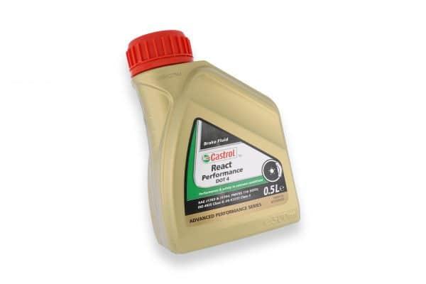 CASTROL REACT PERFORMANCE DOT 4 - 500 ml