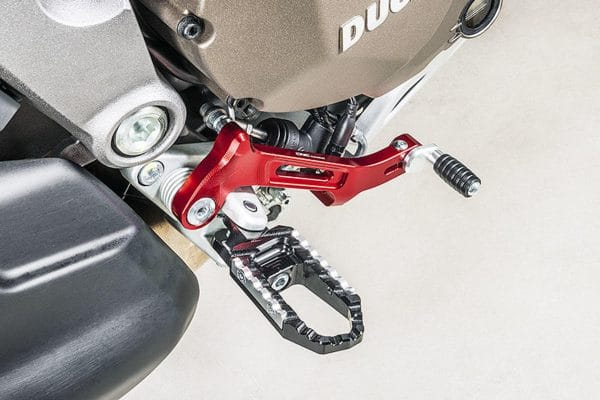 PEGS KIT TOURING - DRIVER