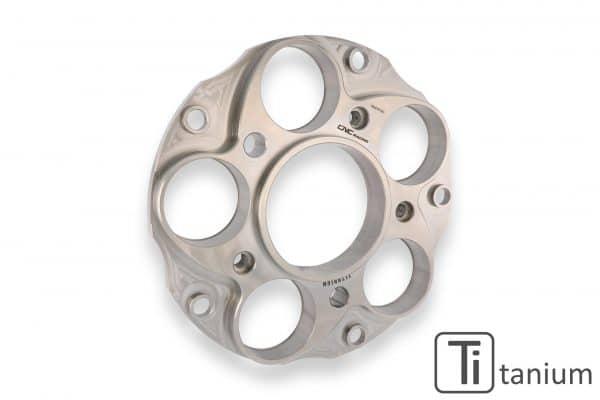 Cush drive hub flange 5 holes Ducati - TITANIUM