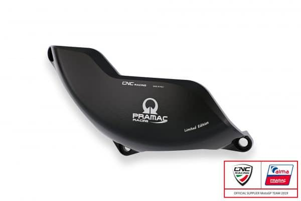 """Clutch cover """"RPS"""" right side Ducati Panigale - Pramac Racing Limited Edition"""