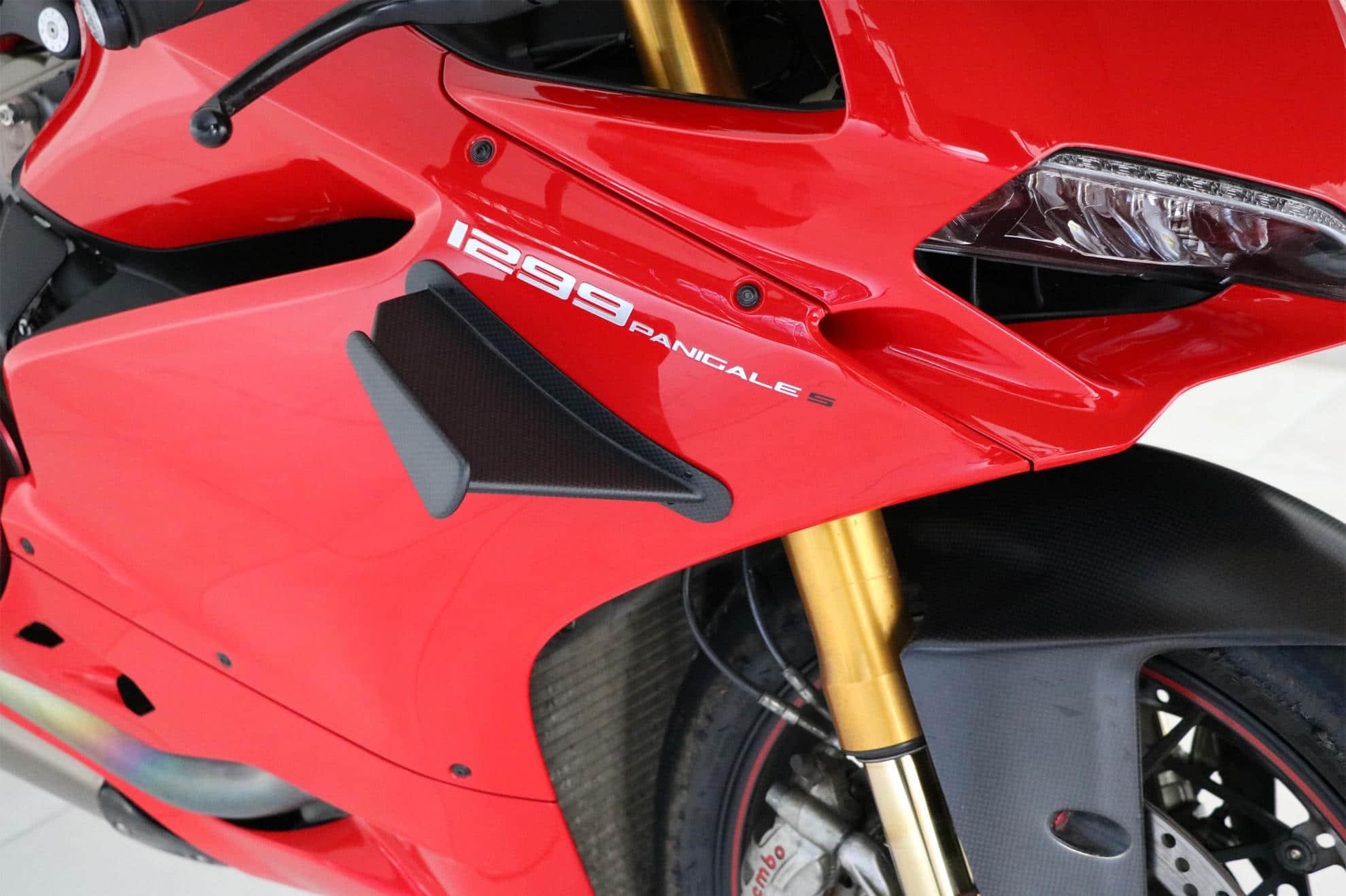 Ducati GP15 Winglet Modified for CotA - Photo.GP