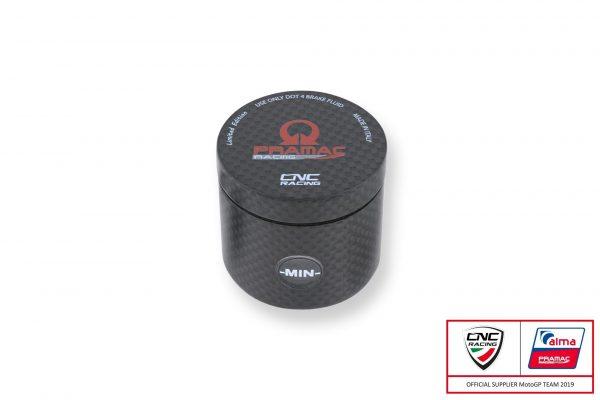 Fluid reservoir front brake 25 ml Pramac Racing Limited Edition - carbon