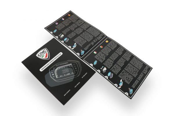 Dashboard Screen Protectors MV Agusta