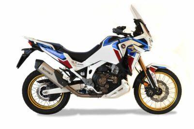 AFRICA TWIN 1100 Euro 5
